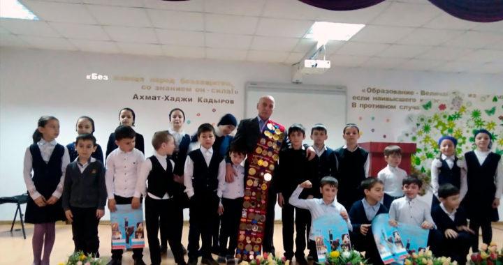 Cаид-Альви Детхаджиев – легенда из Книги Гиннесса