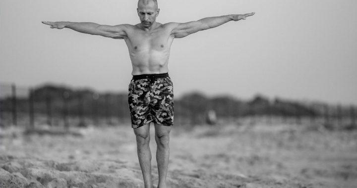 Железные колени, железобетонные колени… Короче, здоровые колени!